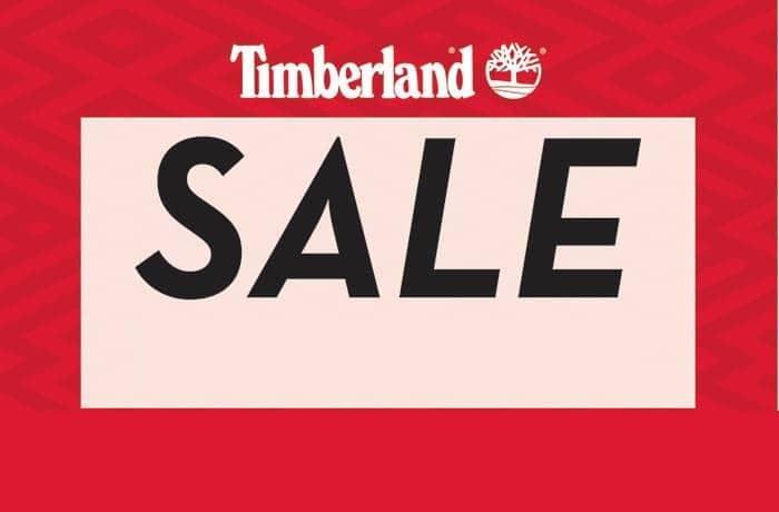 DSF Sale at Timberland - Dubaisavers