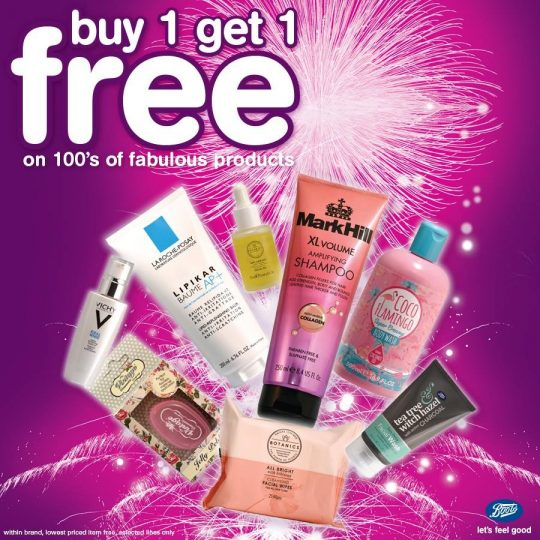 DSF Bundle offers at Boots - Dubaisavers