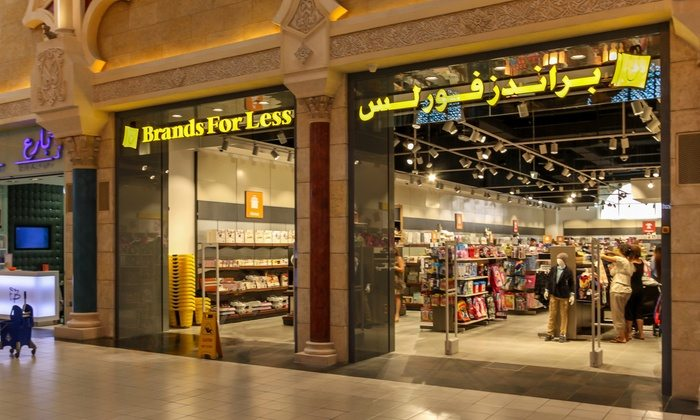 Brands For Less Voucher Offer - Dubaisavers