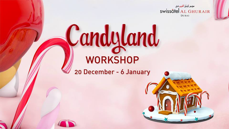 Candyland Workshop at Al Ghurair Centre - Dubaisavers