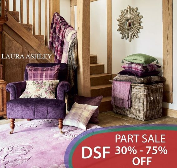 Laura Ashley Dubai Shopping Festival Sale