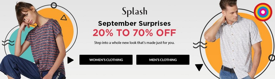 Splash September Surprises - Dubaisavers