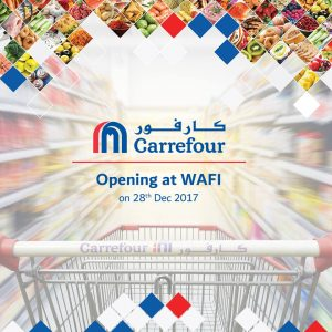 Carrefour Hypermarket opens at Wafi - Dubaisavers