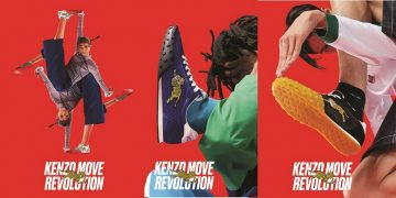 KENZO launches KENZO Move Spring-Summer 2018 - Dubaisavers