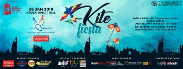 Kite Fiesta 2018 at Dubai Outlet Mall - Dubaisavers