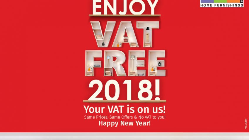 PAN Emirates promises a VAT-free shopping experience in 2018 - Dubaisavers