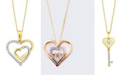 Pure Gold Jewellers Unveils Special Edition Diamond Pendants for Valentine's Day - Dubaisavers