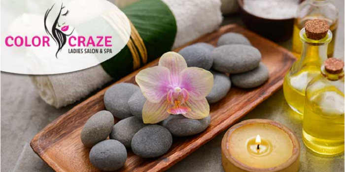 Hammam or relaxation sessions at Color Craze Ladies Salon & Spa from AED 69 - Dubaisavers