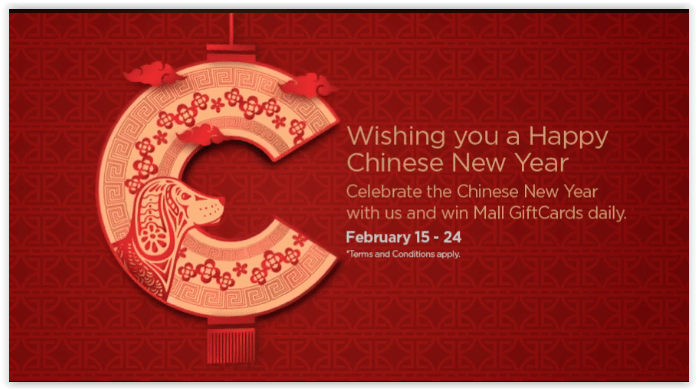 Chinese New Year at City Centre Deira - Dubaisavers