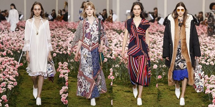 Tory Burch Collection- Fall/Winter 2018 - Dubaisavers