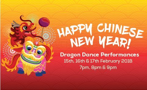 Burjuman Celebrates Chinese New Year with Dragon Dances - Dubaisavers