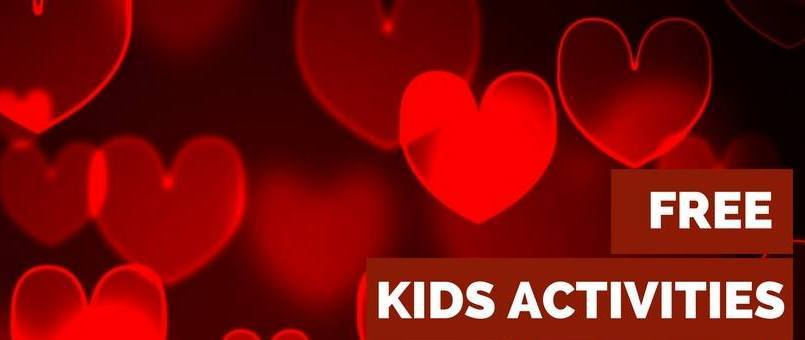 Valentines day special - Free kids activities at Dubai Garden Centre - Dubaisavers