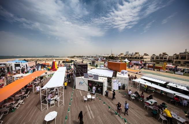 2018 Etisalat Beach Canteen at Dubai Food Festival - Dubaisavers