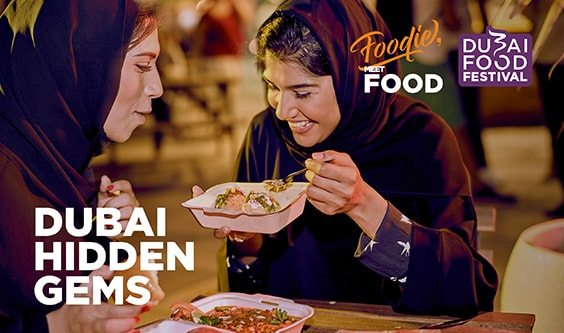 Dubai Food festival hidden gems