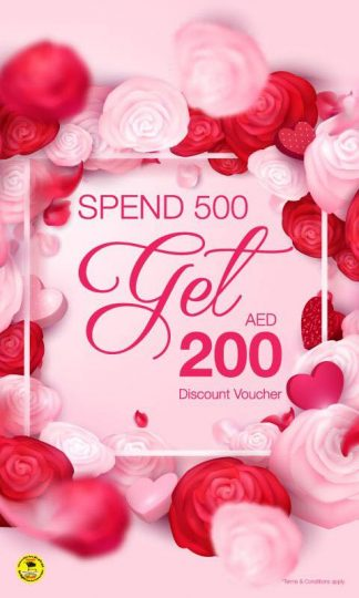 Layal Valentine's day offer - Dubaisavers