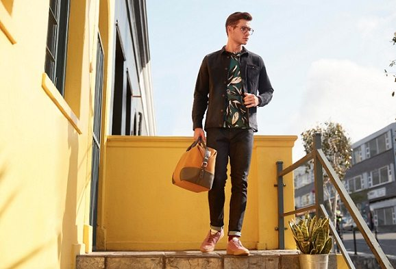 Ted Baker Menswear Spring/Summer 2018 Collection - Dubaisavers