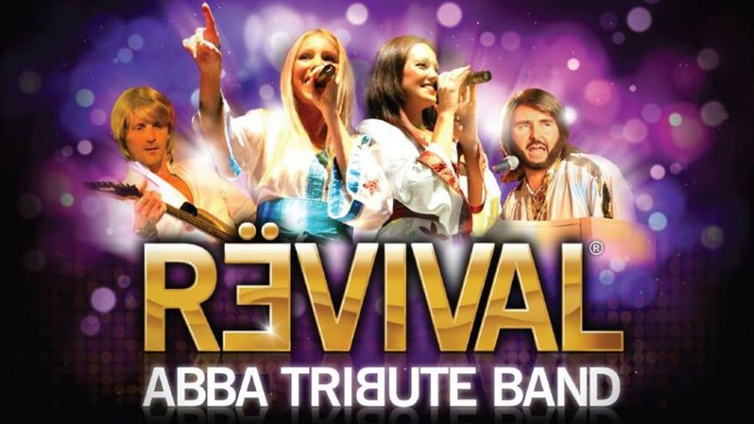 Celebrate Valentine's weekend with Abba-Revival-The-Tribute band at WAFI - Dubaisavers