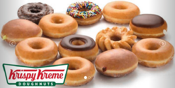 Pay Only AED 4 and Get Free Half Dozen of Original Donuts When You Buy Half Dozen of Assorted Donuts at Krispy Kreme - Dubaisavers