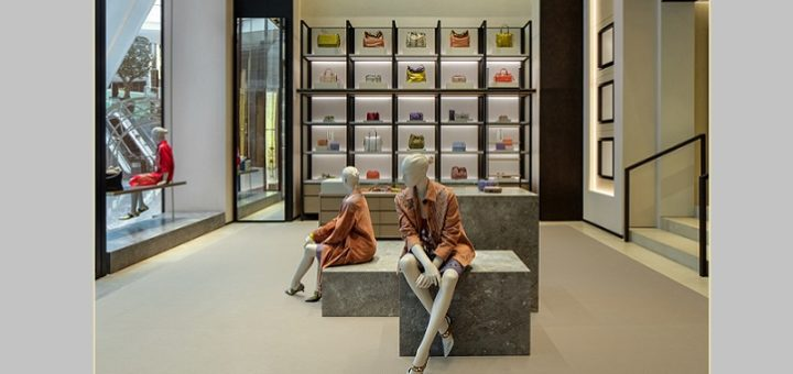 Bottega Veneta opens its Largest store at Dubai Mall's Fashion Avenue - Dubaisavers