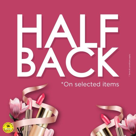 Layal Half back offer - Dubaisavers