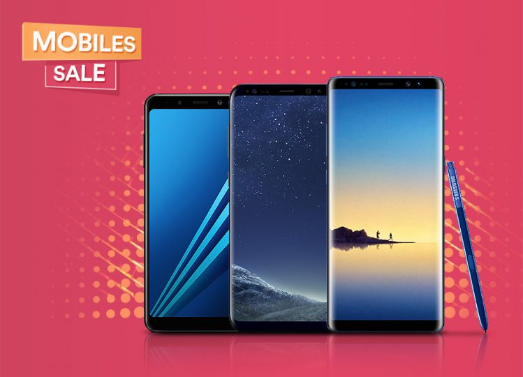 Mobile Sale starting from AED 99 on Souq.com - Dubaisavers