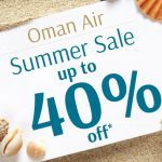 Oman Air Summer Sale - Dubaisavers