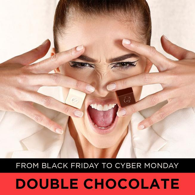 Double Chocolate offer from ZChocolat - Dubaisavers