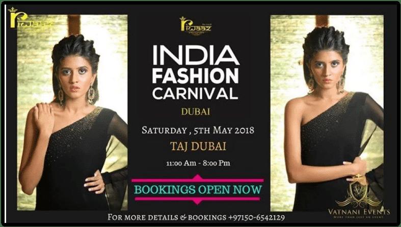 Riwaaz- India Fashion Carnival - Dubaisavers