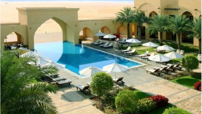 1 or 2 Nights with All Inclusive and Activities at Tilal Liwa Hotel, Abu Dhabi for AED 649 - Dubaisavers