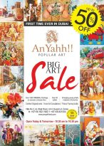 Big Art Sale at AnYahh - Dubaisavers