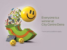 It's time for a smile at City Centre Deira - Dubaisavers