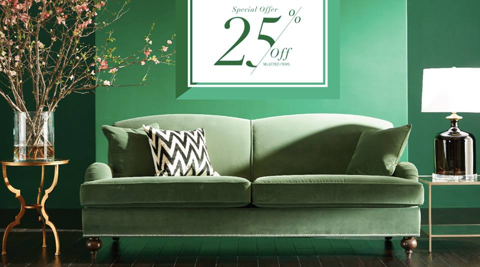 Ethan Allen Special offer - Dubaisavers