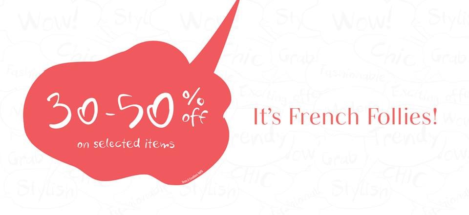 French Follies offer is back at Galeries Lafayette - Dubaisavers