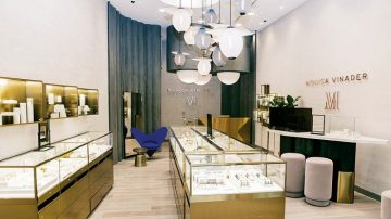 British jewellery brand Monica Vinader opens at Dubai Mall - Dubaisavers