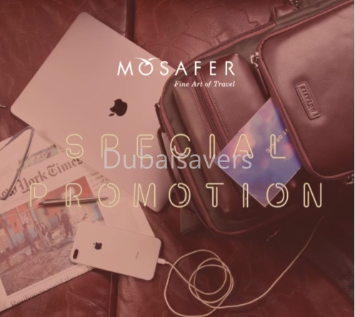 Mosafer Special Promotion - Dubaisavers