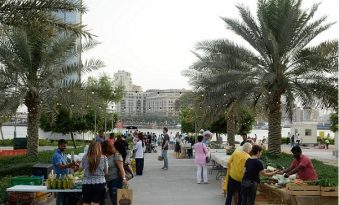 Organic Souk at Dubai Festival City now at a new time - Dubaisavers