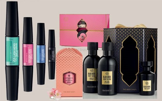 Ramadan gifts from The Body Shop - Dubaisavers