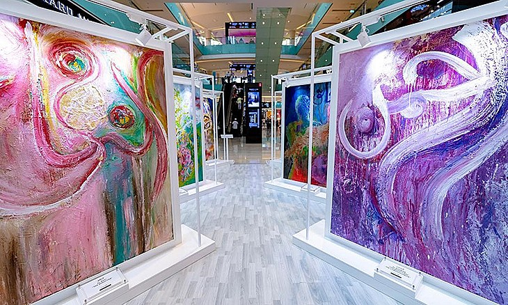 Immersive Ramadan exhibition opens in Dubai Mall - Dubaisavers
