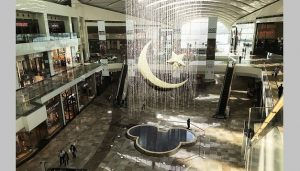 Dubai Festival City Mall and Disney creates Magic Wishing Well - Dubaisavers