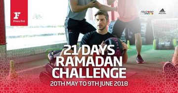 Fitness First 21 Day Ramadan Fitness Challenge - Dubaisavers