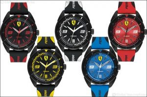 Hour Choice Presents the All-New Scuderia Ferrari Forza Collection - Dubaisavers
