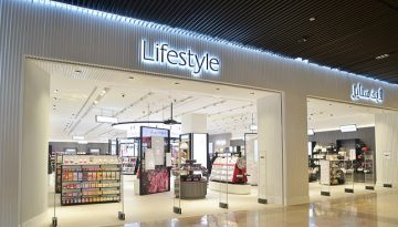 Lifestyle's Store of the Future launched at The Dubai Mall - Dubaisavers