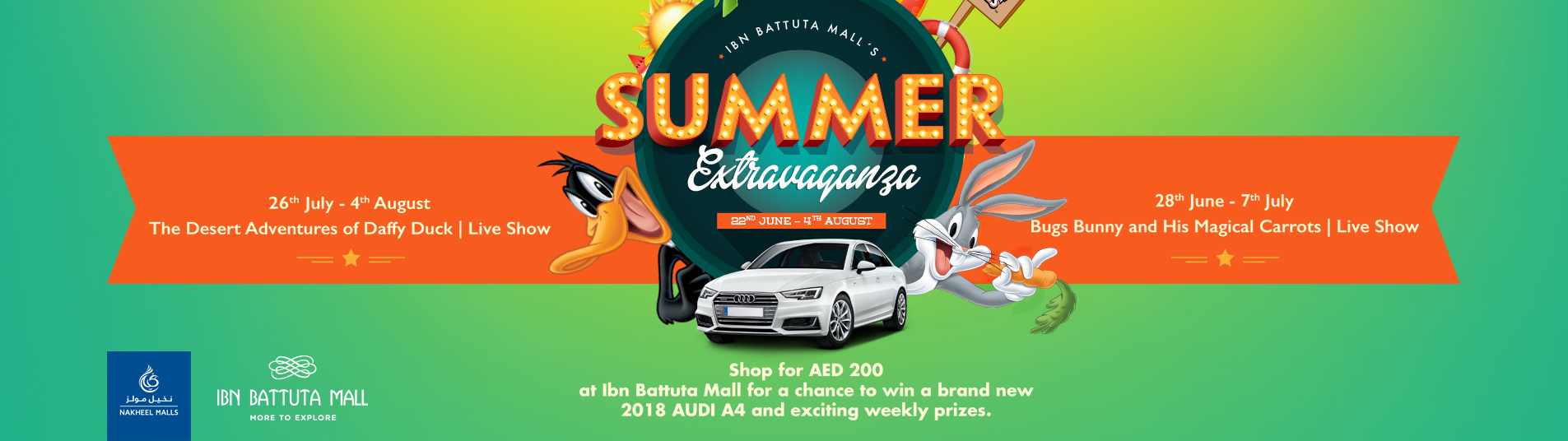 DSS Festival Extravaganza at Ibn Battuta Mall - Dubaisavers
