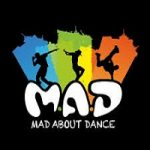 Mad About Dance logo