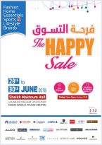 The Happy Sale at DWTC - Dubaisavers