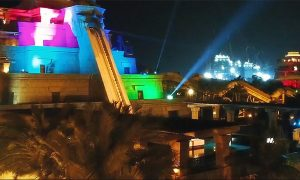 Unlimited Fun at Aquaventure After Dark - Dubaisavers