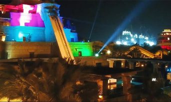 Unlimited Fun at Aquaventure After Dark