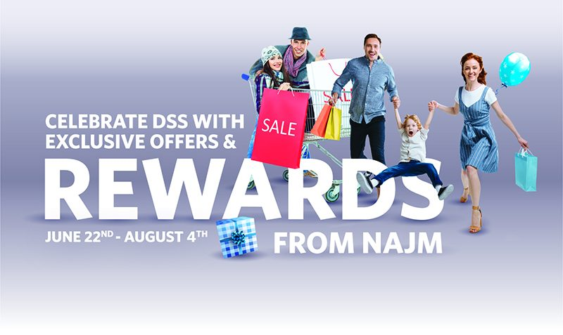 Summer gets better at City Centre Deira with Najm - Dubaisavers