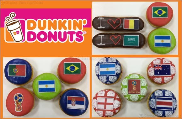 Support your favourite football team with Dunkin' Donuts - Dubaisavers