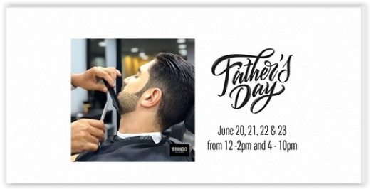 Galeries Lafayette Father's day Event